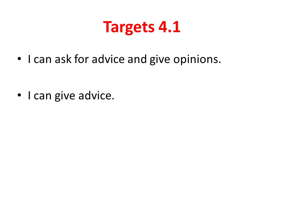 Giving Advice 1.Hay que and Es necesario a.emphasize what must be done rather than who must do it.