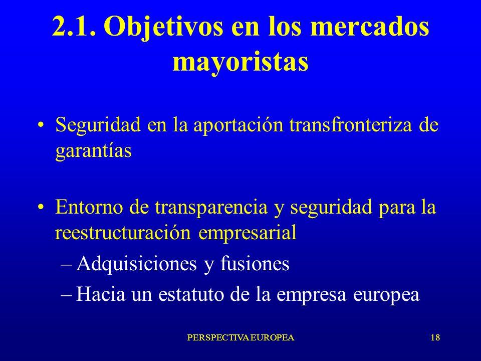 PERSPECTIVA EUROPEA18 2.1.