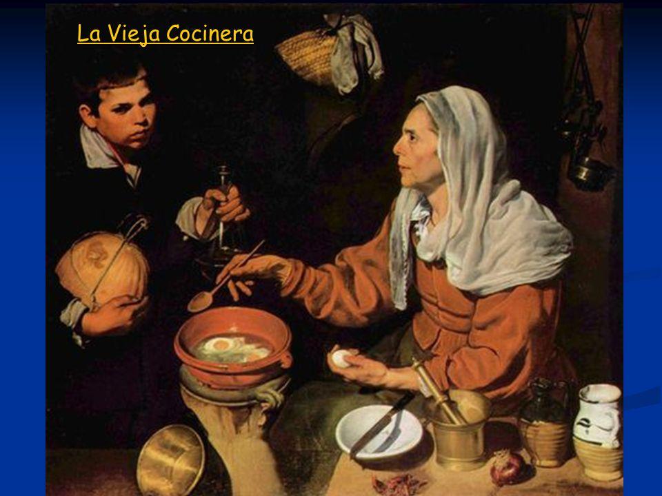La Vieja Cocinera La Vieja Cocinera