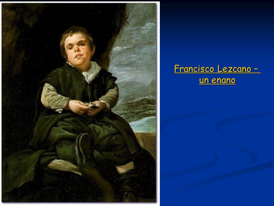 Francisco Lezcano – Francisco Lezcano – un enano un enano