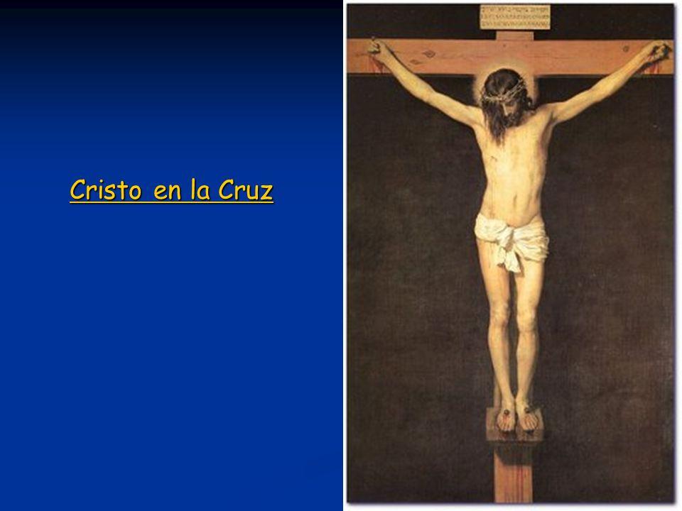Cristo en la Cruz Cristo en la Cruz
