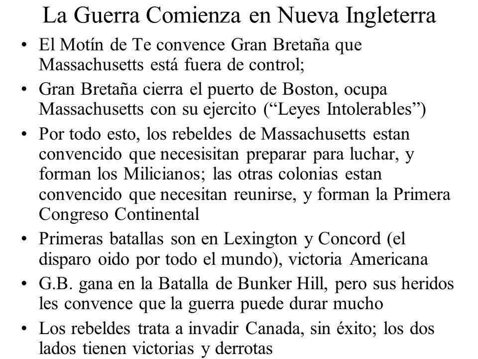El Camino a Independencia Segundo Congreso Continental ofrece una Peticion de Rama de Olivos, buscando paz con G.B.