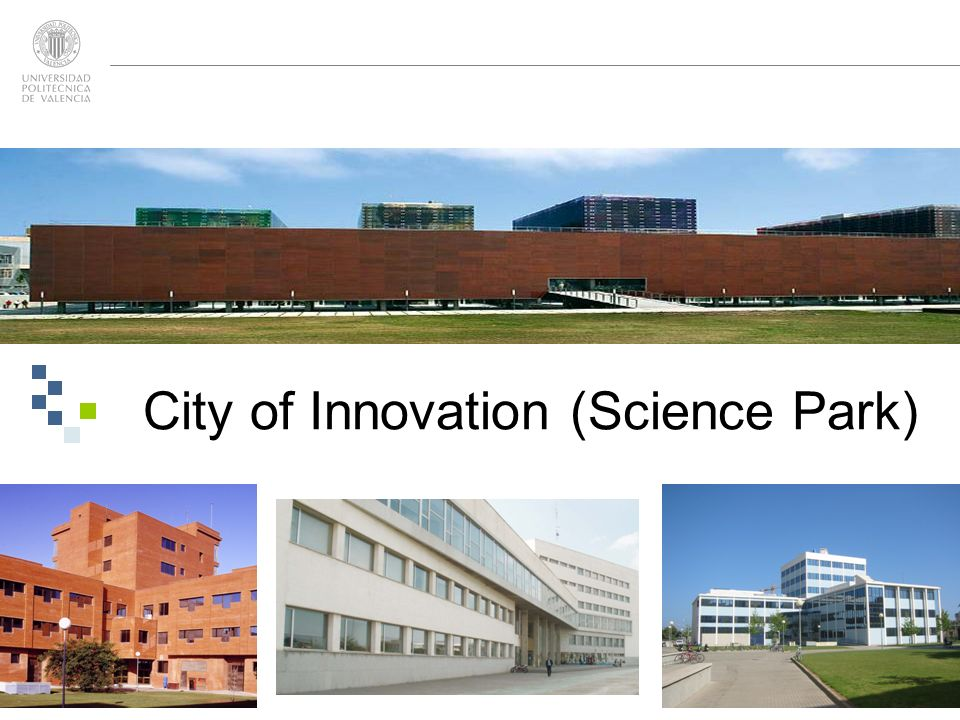 City of Innovation (Science Park)
