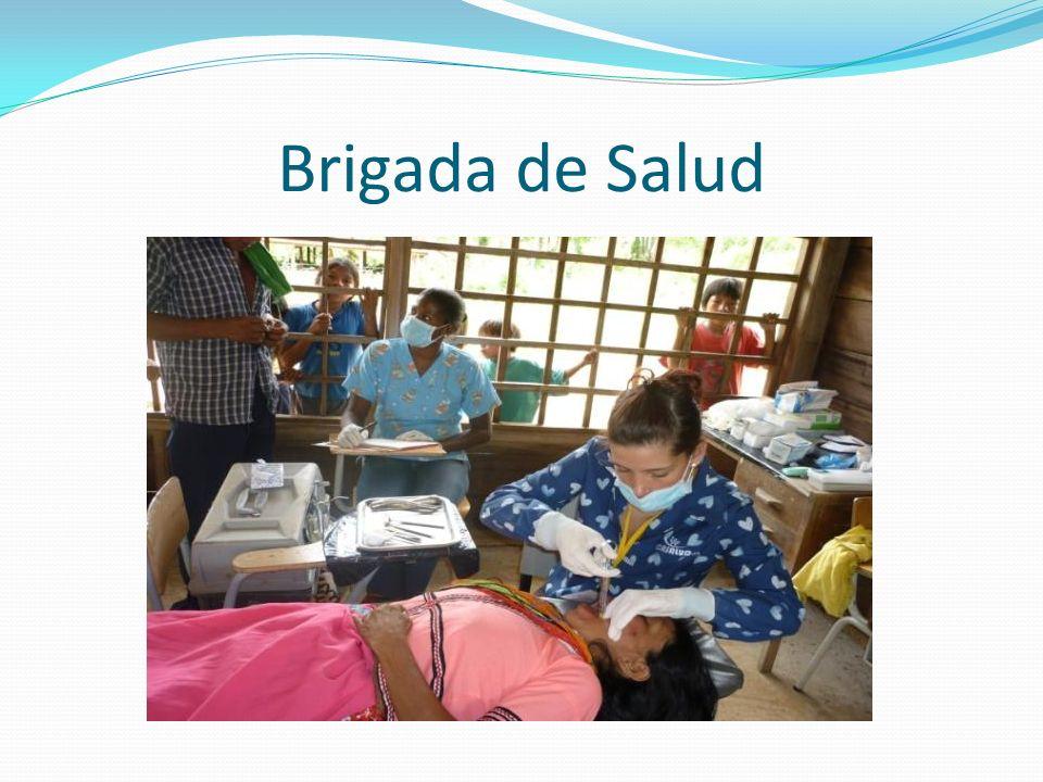 Brigada de Salud