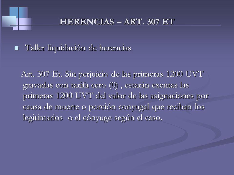 GANANCIAS OCASIONALES El Estatuto tributario Art. 299 y ss solo enuncia 4 tipos de ganancias ocasionales: 1-Utilidad en venta de bienes que hayan hech