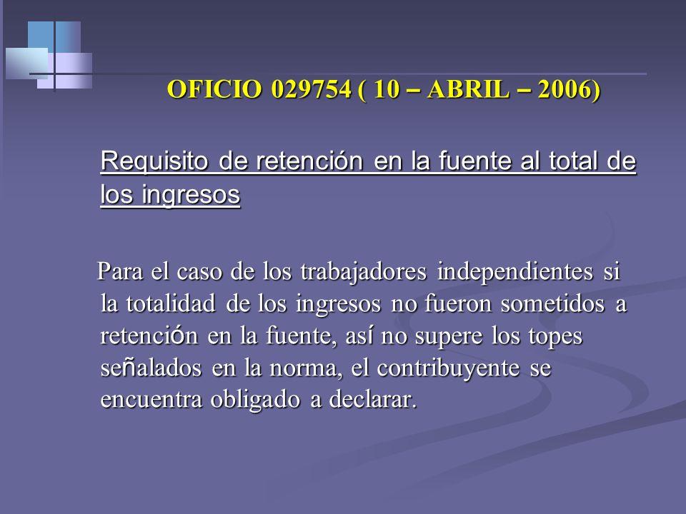 OFICIO 76456 ( 7 – SEPT – 2006) Obligación de facturar para el régimen simplificado Obligación de facturar para el régimen simplificado Los trabajador