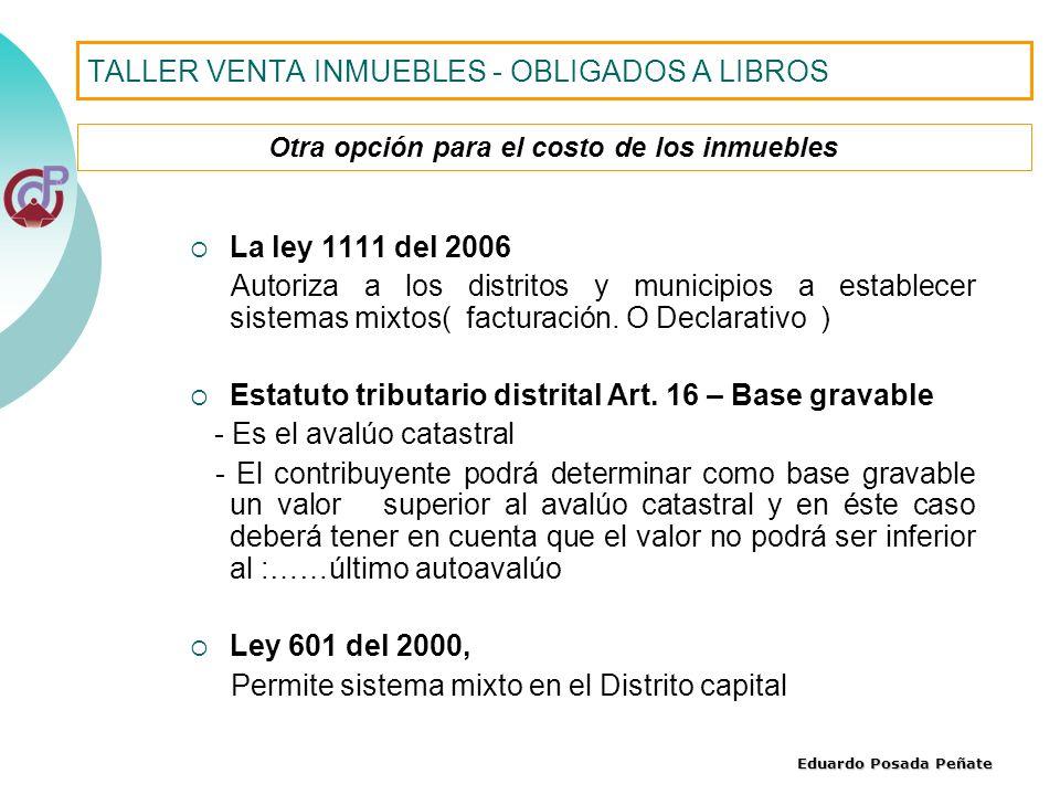 Pérdidas Fiscales 1-Pérdidas en Venta de Bienes – Art. 90,149 del Et y 352 derog.Et 1-Pérdidas en Venta de Bienes – Art. 90,149 del Et y 352 derog.Et
