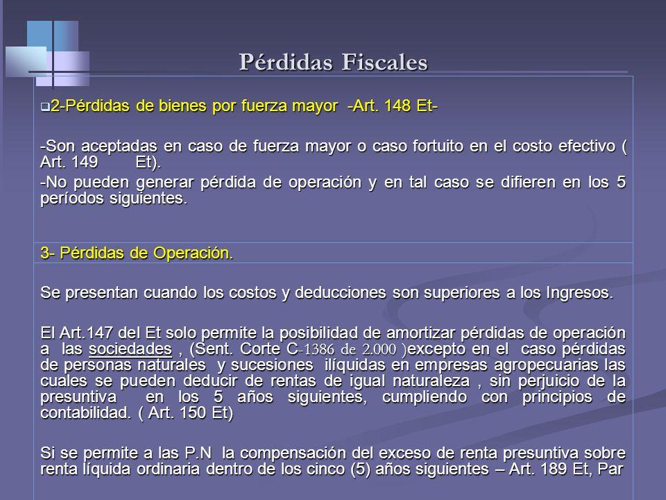 Opción 2- Cruzar pérdidas con ganancias ocasionales Activos Fijos s poseídos por dos (2) años o máss Fecha de venta Venta Renglón. 53 Costo fiscal Ren