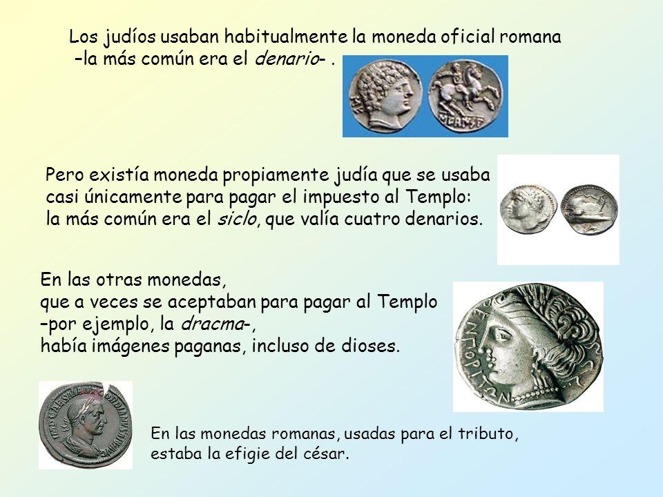 17 Dinos, pues, tu parecer: ¿Estamos obligados a pagar tributo al césar o no? Con la pregunta que le proponen a Jesús los fariseos y herodianos no bus