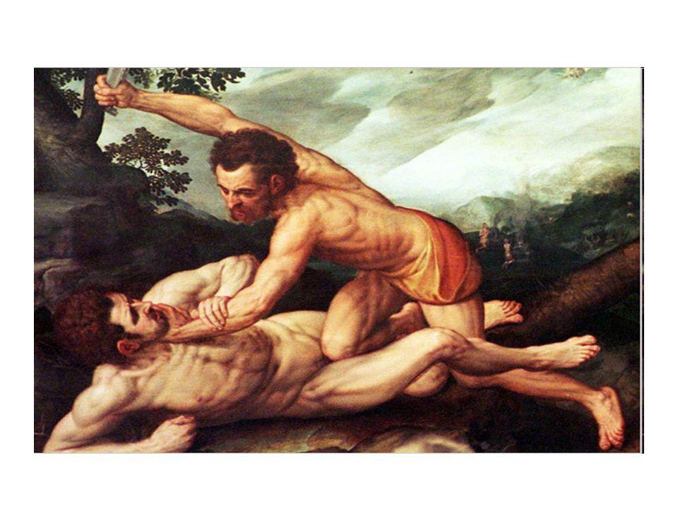 v.6: ADMONICION Dios quiere que Caín recapacite, nada de eso hubo en Gn.2-3.