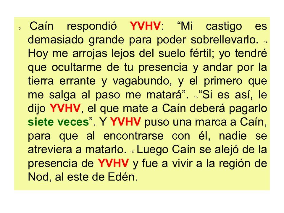 LA CONVERSACIÓN ENTRE CAÍN Y ABEL Glosa rabínica (Tárgum de Jonatan) Dijo Caín a su hermano Abel: ven, salgamos nosotros dos a campo abierto.
