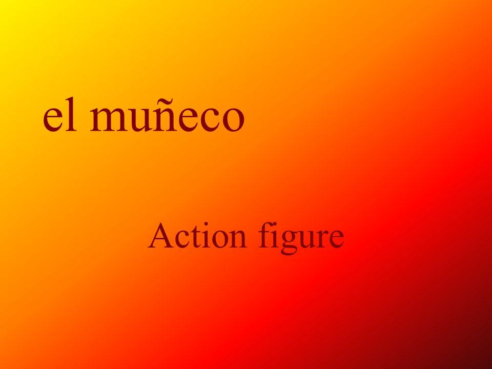 el muñeco Action figure