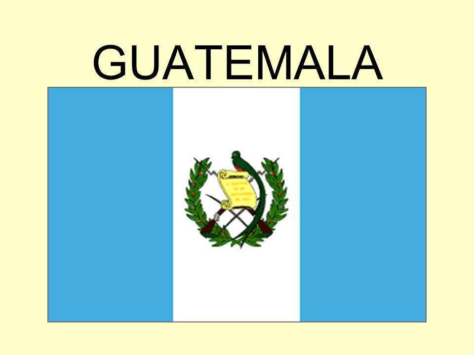 Guatemala está en Centroamérica