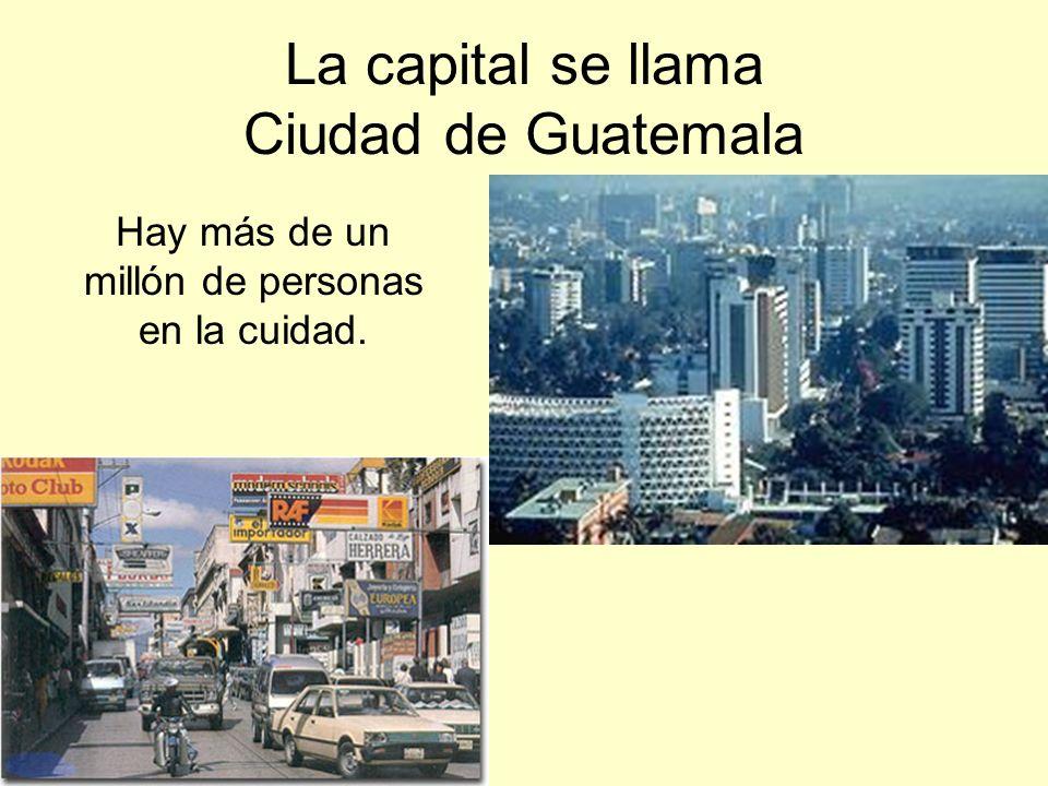 Panajachel es un pueblo en Guatemala
