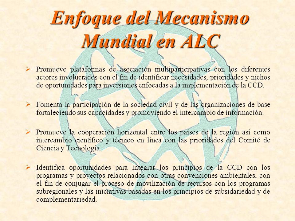 Sociedad Civil organizada MECANISMO DE PLANIFICACION PAN-FRO Agencias de Cooperación Comunidades Locales Instituciones de Gobierno