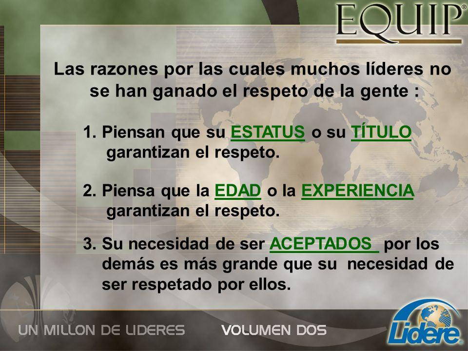 6.Contribuya al éxito de OTROS.