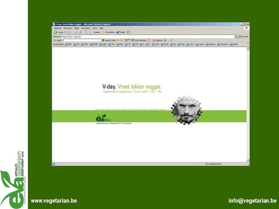 info@vegetarian.bewww.vegetarian.be