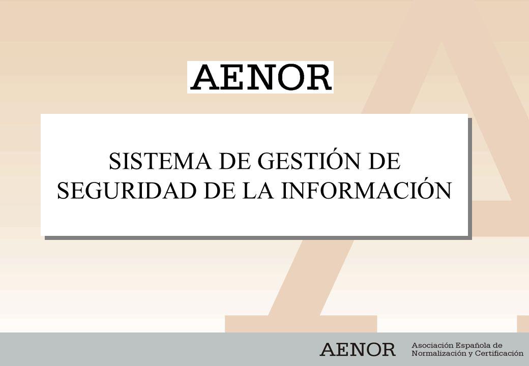 SEGURIDAD INFORMACIÓN NORMAS EXISTENTES ISO/IEC 15335-1 a 3 Tecnología de la Información (TI).