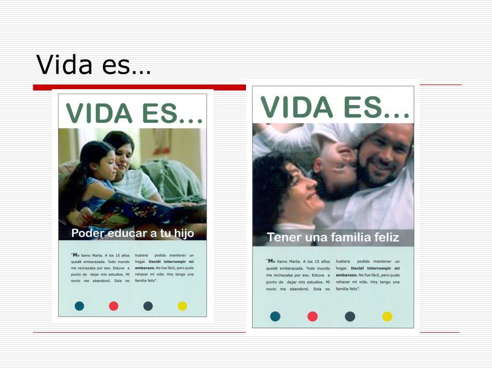 Desplegados/solicitadas Académicas (Aborto legal por la salud y por la vida) Jóvenes (Las y los jóvenes por el derecho a la vida plena y a la libre decisión) Mujeres (Las mujeres mexicanas nos pronunciamos a favor de la ley para la interrupción del embarazo no deseado) ONG (Las mujeres deciden, la sociedad respeta, el estado garantiza)