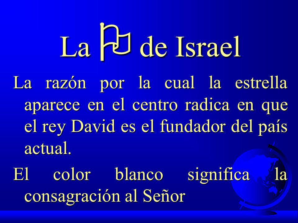 La de David Para los orientales la estrella es signo de Dios que se acerca a los hombres. Por esto representa al Mesías. Los reyes magos siguieron una