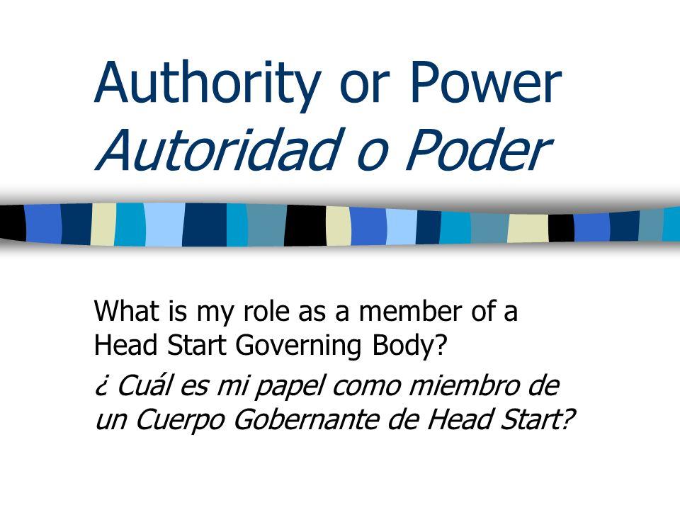 2 Definitions / Definiciones Governing Body = Board of Directors Cuerpo Gobernante = Mesa Directiva Policy Group = Policy Council/Policy Committee Grupo de Política = Concilio Político / Comité de Política