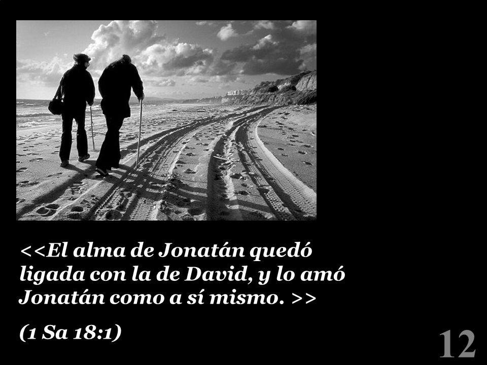 12 > (1 Sa 18:1) > (1 Sa 18:1)