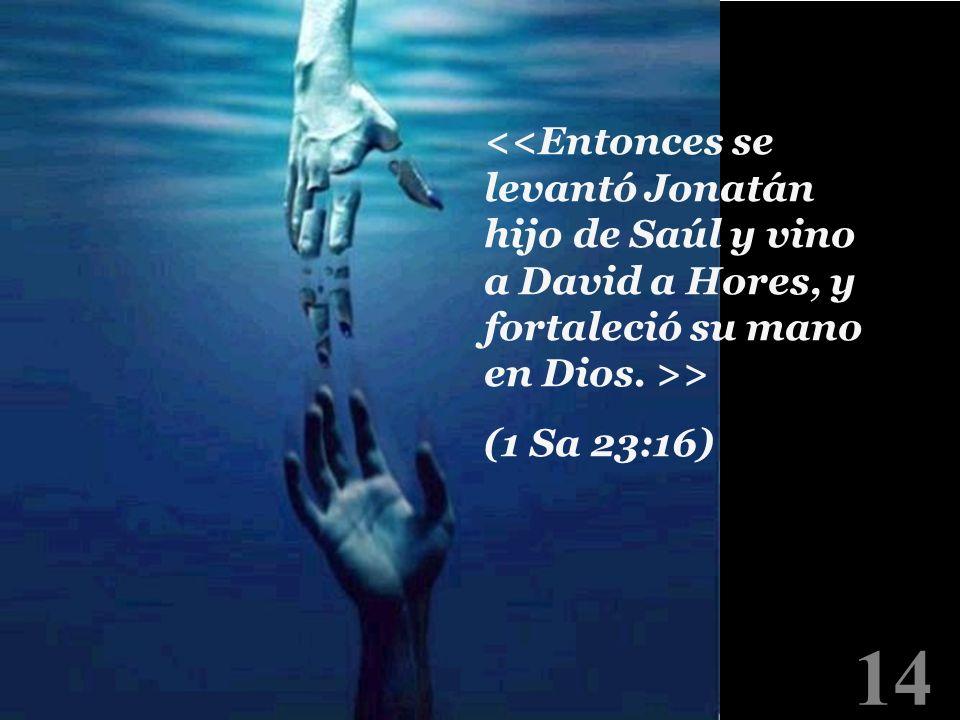 14 > (1 Sa 23:16)