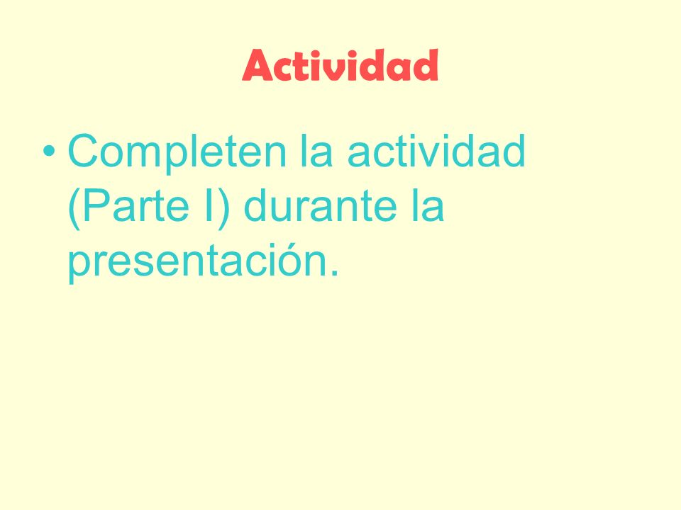 …Y una pregunta más… Today, we are going to practice asking questions with different forms of the verbs we are already familiar with. Verbs we are New