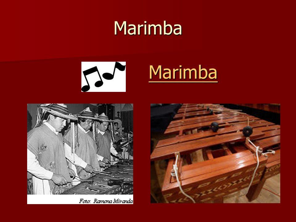Marimba Marimba