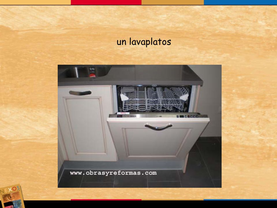 una lavadora
