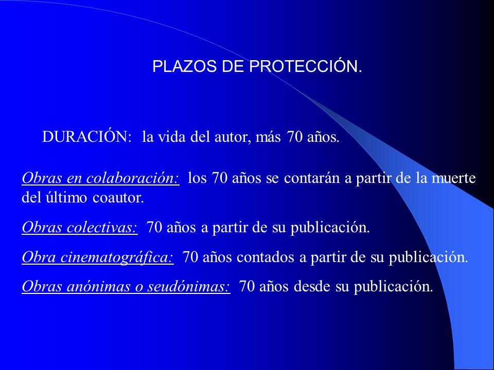 EXCEPCIONES A LA PROTECCIÓN.La protección del derecho de autor no abarca: Las ideas.