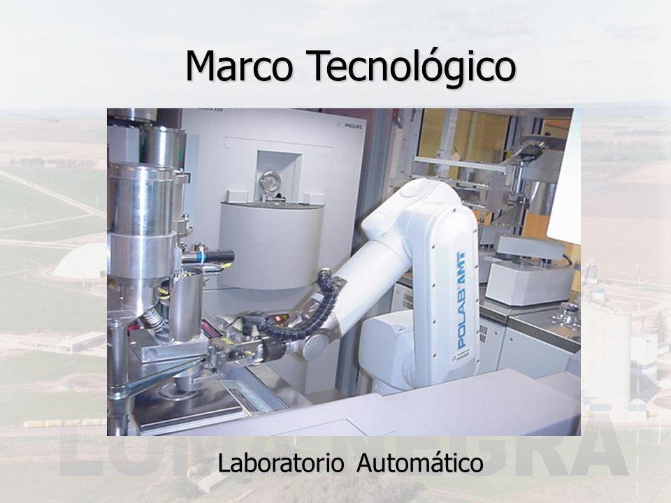 Marco Tecnológico Laboratorio Automático