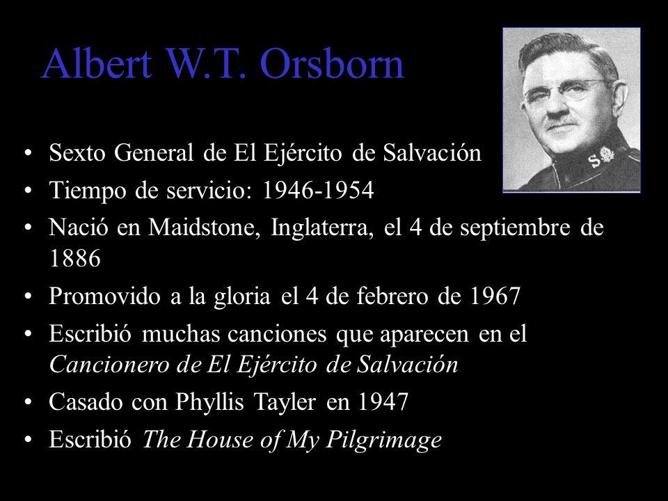 Albert W.T.