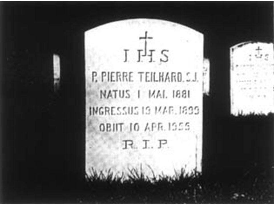 Theodosius Dobzhansky La obra de Teilhard es ciencia, metafísica y teología, y algo de lo que Medawar no hace mención poesía.