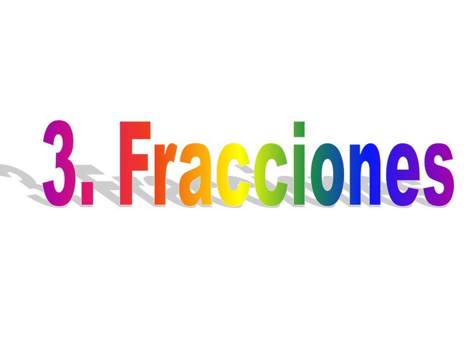 Reducción de fracciones Multiplicación de fracciones División de fracciones El Mínimo Común Múltiplo MCM Suma de fracciones Fracciones complejas