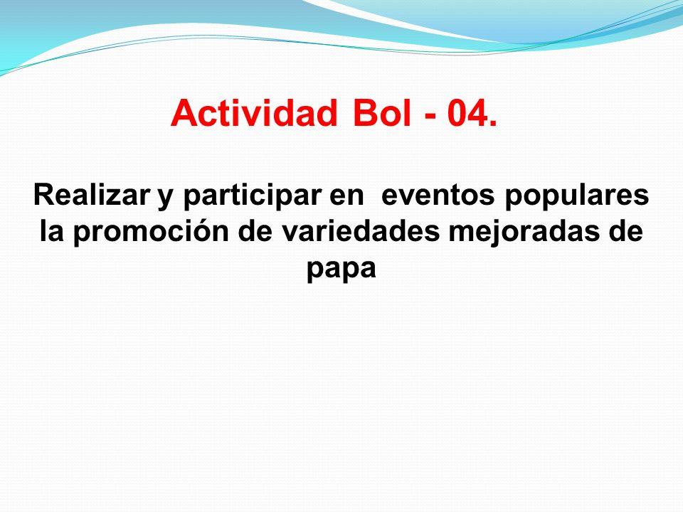 Actividad Bol - 04.