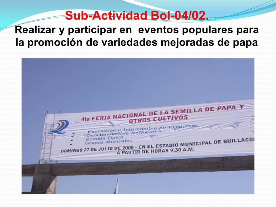 Sub-Actividad Bol-04/02.