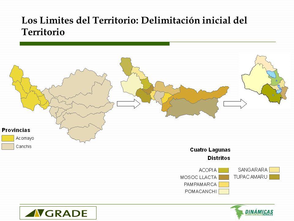 Zona de Estudio El territorio de Cuatro Lagunas se ubica a mitad de camino del tramo carretero Sicuani-Cuzco (línea blanca en el gráfico 2), en los valles de los ríos Vilcanota, al este, y Apurímac, al oeste.