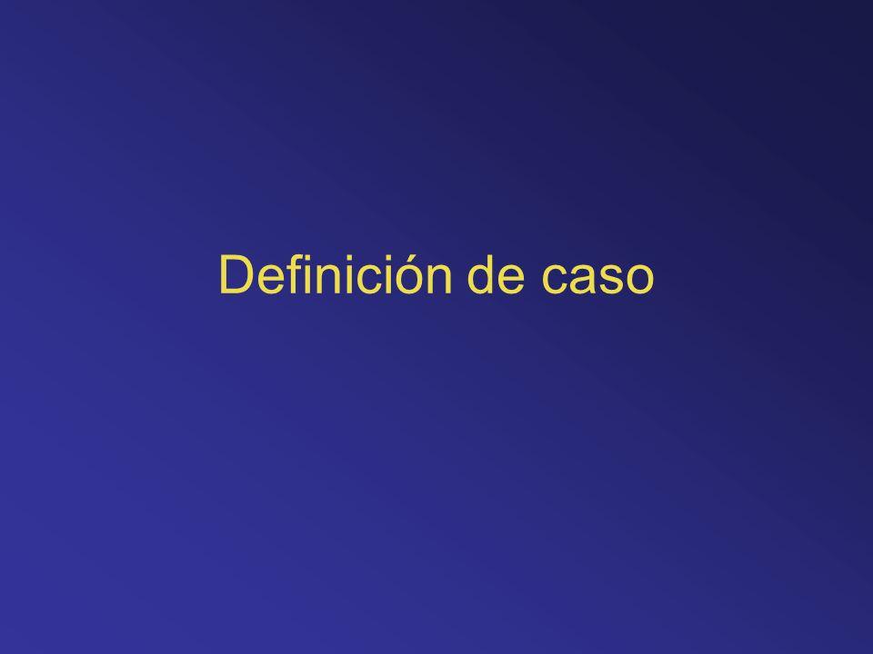 Definición de caso