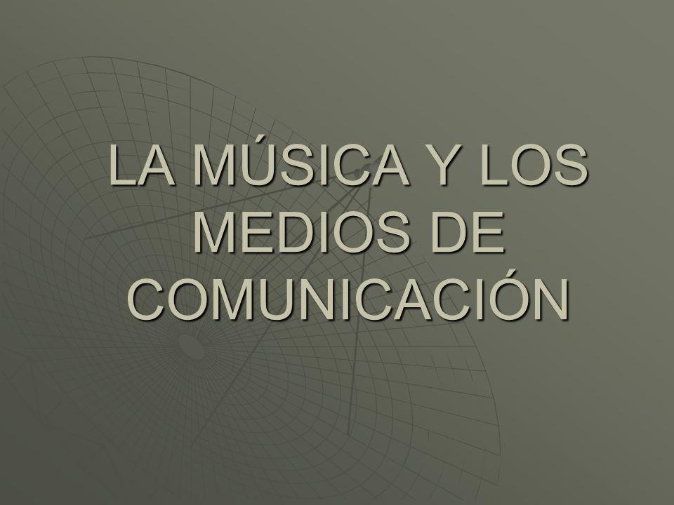 ESTRUCTURA DE CONTENIDOS LA RADIO LA RADIO CARACTERÍSTICAS DE LA RADIO.CARACTERÍSTICAS DE LA RADIO.