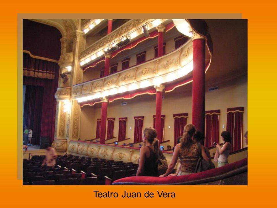 Teatro Juan de Vera