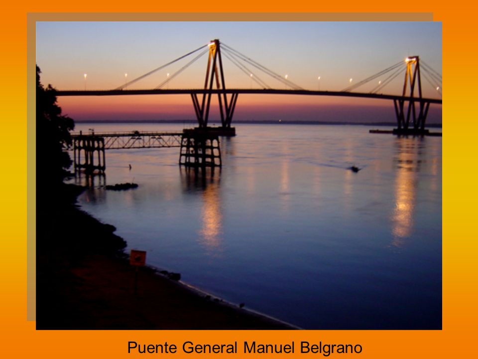 Puente General Manuel Belgrano – Playa Arazatí