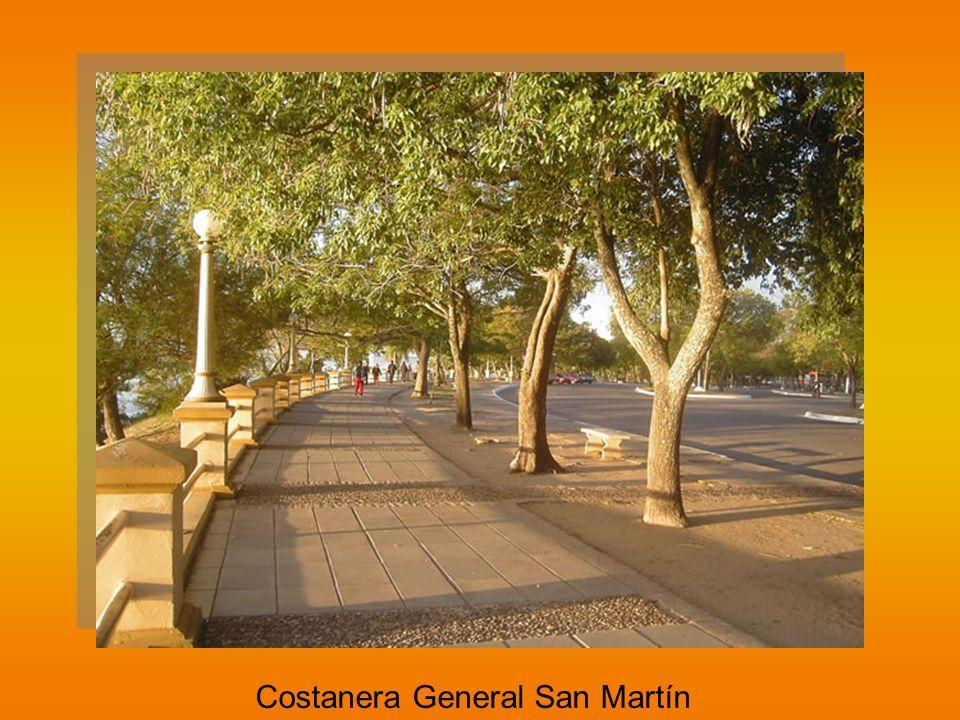 Costanera General San Martín