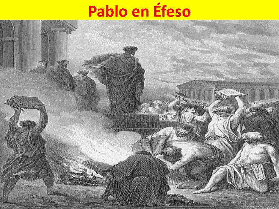 Pablo en Éfeso