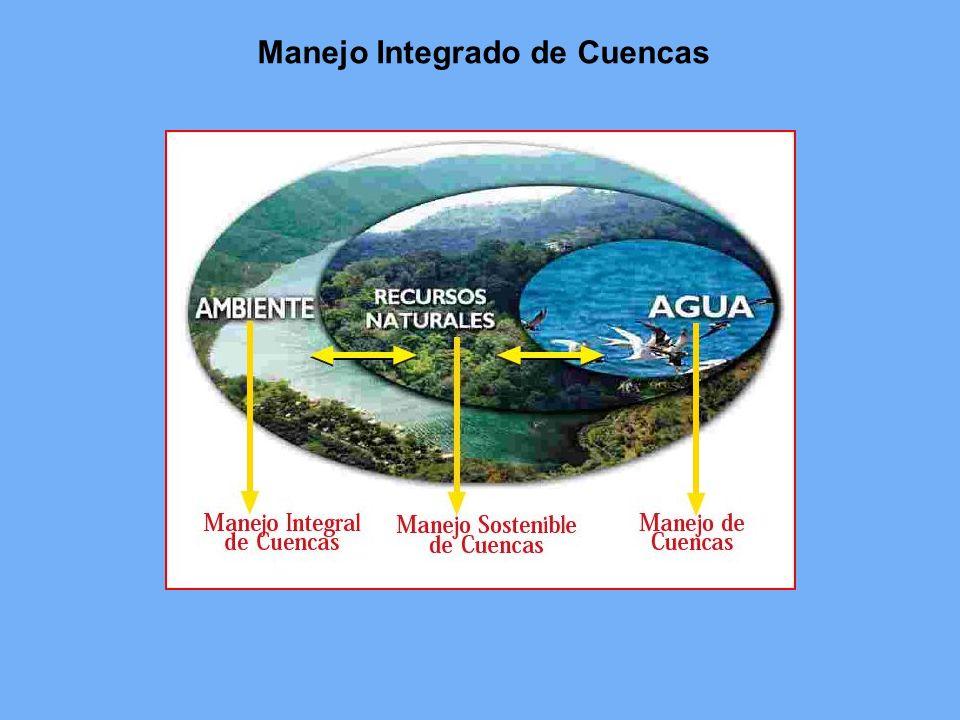 Manejo Integrado de Cuencas