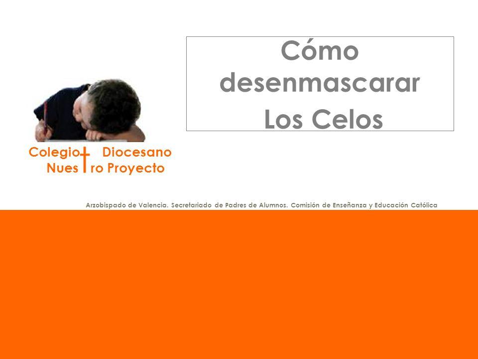 Nues t ro Proyecto Colegio Diocesano Arzobispado de Valencia. Secretariado de Padres de Alumnos. Comisión de Enseñanza y Educación Católica Cómo desen