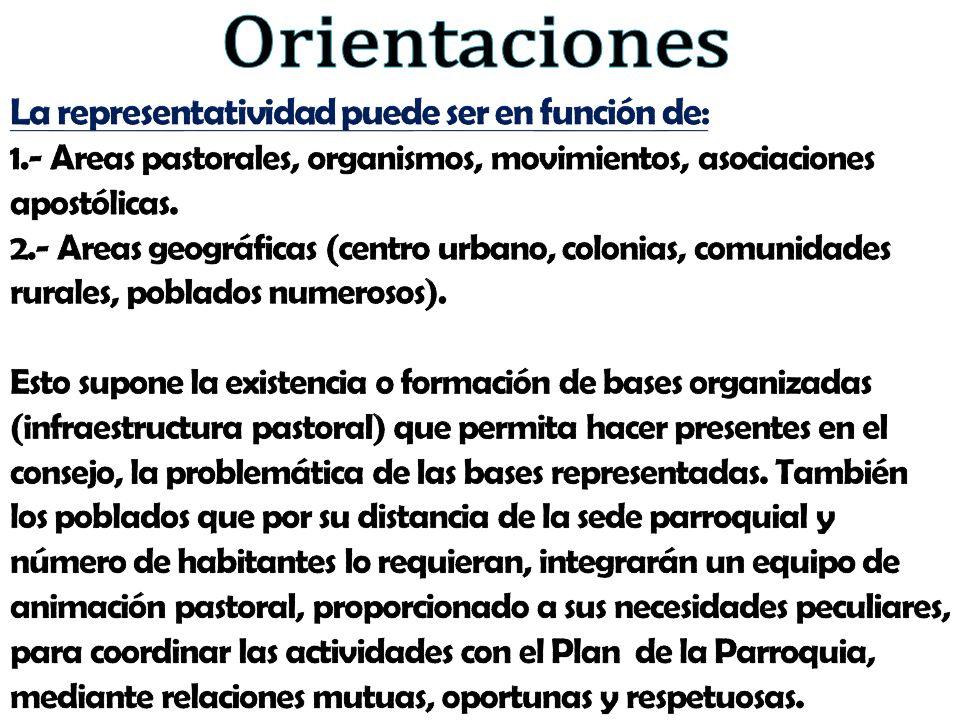 MIEMBROS INTEGRANTES DEL C ONSEJO El párroco, vicario (s), religiosos (as) y laicos integrados en la pastoral parroquial.