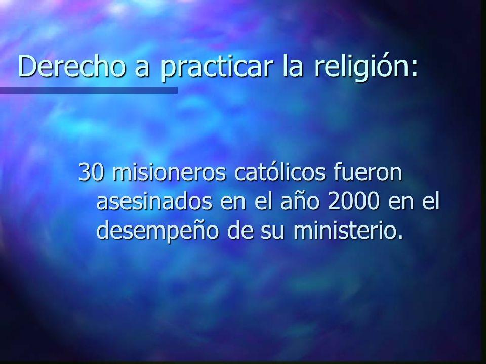 Derechos Indígenas: Todo pueblo tiene derecho al respeto de su identidad nacional y cultural (Declaración de Argel)
