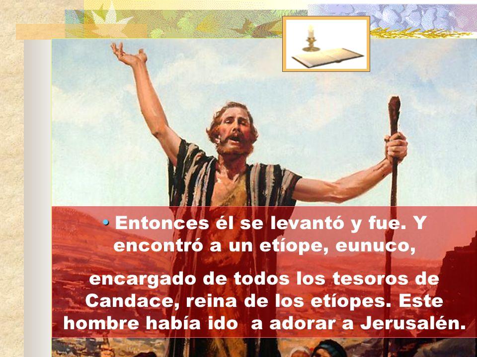 Miradme a mí, y sed salvos, todos los términos de la tierra; porque Yo Soy Dios, y no existe ningún otro.