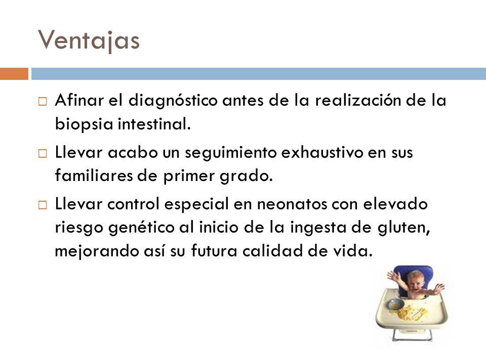 En el momento de ablactar, introducir gluten no antes de las 4 meses y no después de los 7 meses y cuando aún este lactando con seno materno.